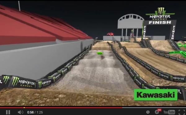 Monster Energy Sx Las Vegas Race Links Live Motocross It