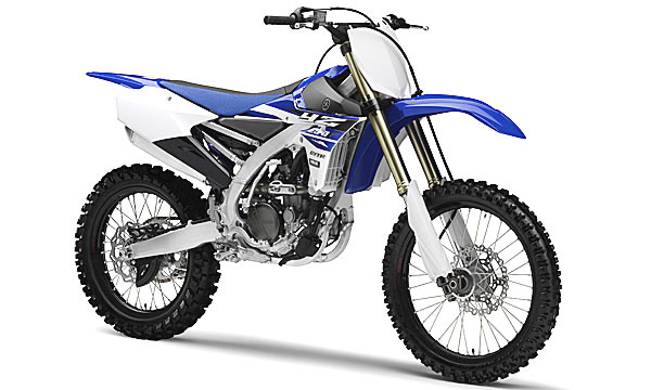 Yamaha YZF ed YZ 2015