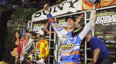 AMA EnduroCross 2014. Cody Webb the Champ