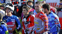 Alex Salvini tra i protagonisti di Ride For Life