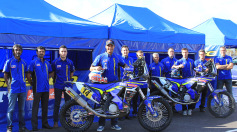 Sherco TVS Rally Factory Team Dakar 2015