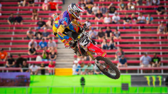 Supercross Paris-Lille. Video di tutte le gare del weekend