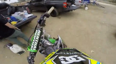 Ryan Villopoto Milestone MX Park Training