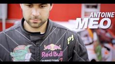 Antoine Meo WRC Rally.