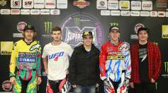Monster Energy Sx Genova news