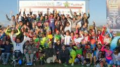 Ride for Life dona 20.000 € per la cura delle lesioni spinali