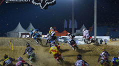 MXGP of Qatar 2015 Postcard - Entry List