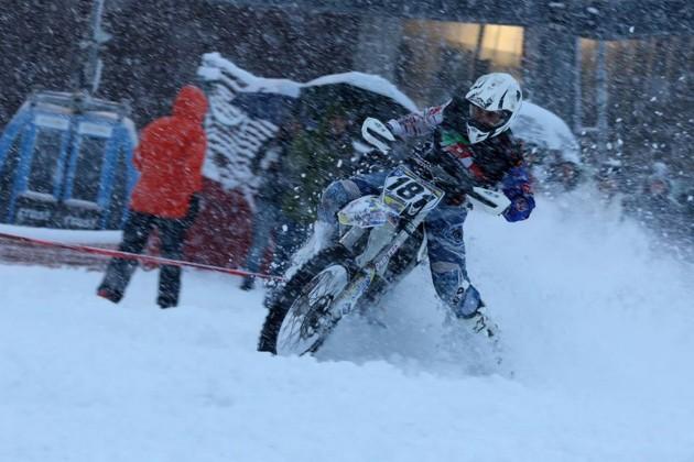 ivo lasagna abetone snowcross 2015