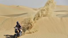 Abu Dhabi Desert Challenge. Coma buona la prima