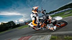 KTM richiama alcuni modelli con motore LC4
