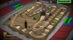 SX St Louis Dynamic Track Map