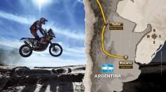 Dakar 2016 Perù Bolivia Argentina