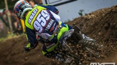 EMX of Great Britain Weckman e Renaux