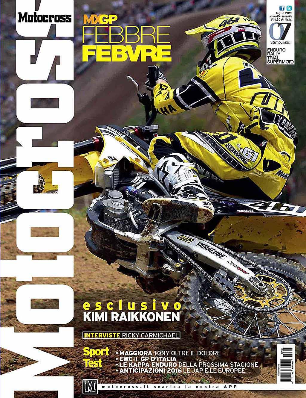 Motocross Luglio 2015