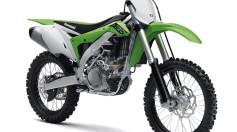 Kawasaki KX 450F 2016: cambia tutto