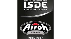 Airoh Racing Service per la Sei Giorni Enduro