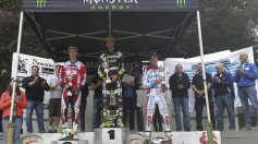 Moret appaia Tournour in vetta all'Eurotrial