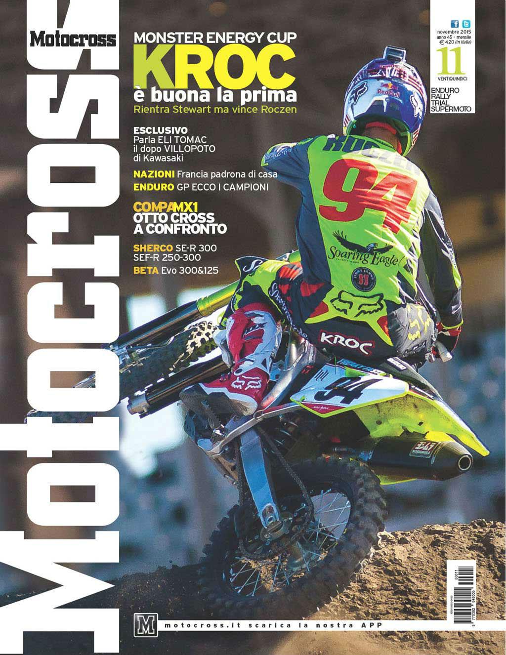 Motocross Novembre 2015