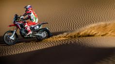 Rally Marocco Day3. Il turno di Goncalves