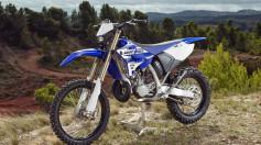 Nuova Yamaha WR250 2 tempi