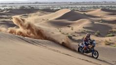 Rally Marocco Day5. A Sunderland l'OiLibya, a Walkner il Mondiale