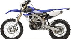 Yamaha WR 450F 2016: termica girata e DNA YZF