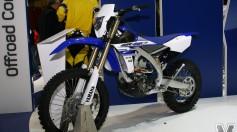 Eicma 2015 Yamaha WR E-Start