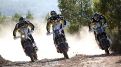Husqvarna presenta il Factory Team Rally