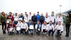 Premiati a EICMA i piloti Maglia Azzurra