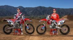 Team Honda HRC lineup 2016