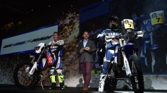 Il Team Yamaha Racing Rally è pronto!