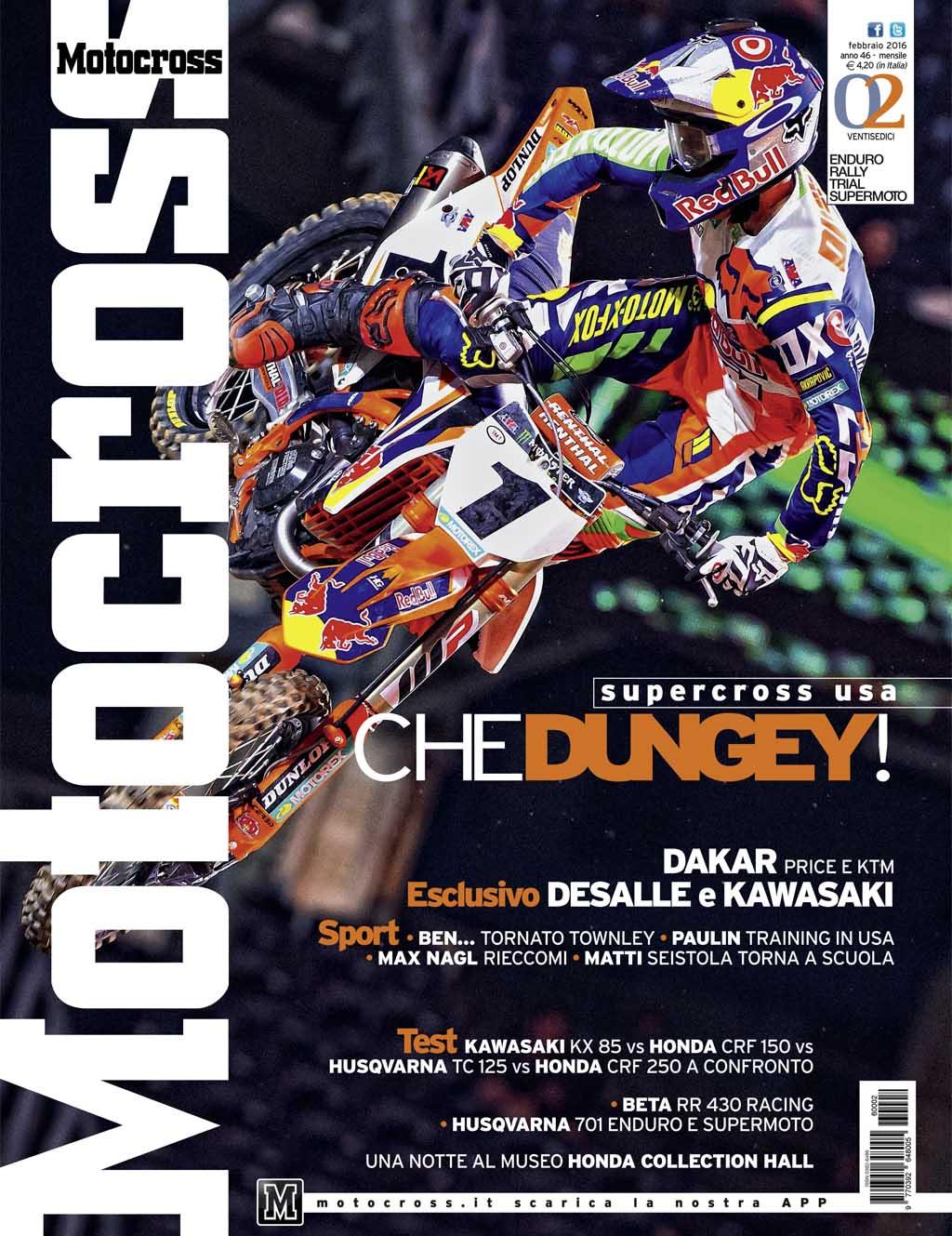 Motocross Febbraio 2016