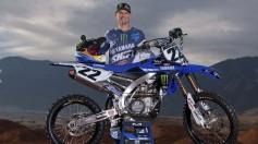 Ufficiale Chad Reed e Yamaha factory