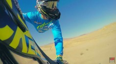 Freeride VIDEO Murray at Ocotillo Wells