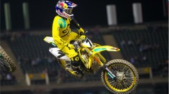 James Stewart e Blake Baggett out Sx Glendale