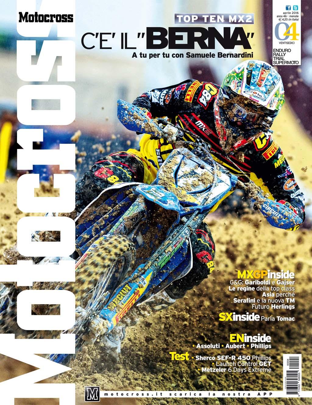 Motocross Aprile 2016