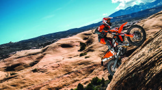 KTM EXC 2017. New Enduro Generation
