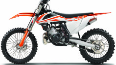 KTM Cross 2017. Nuova SX 250 2T e Traction Control
