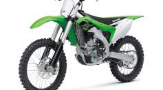 Kawasaki: ecco l'attesissima KX250F 2017
