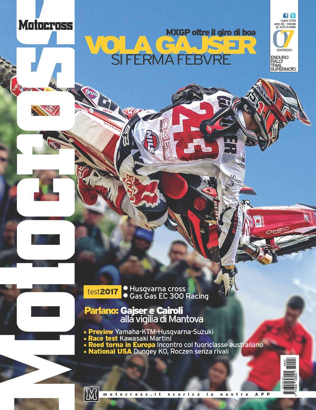 Motocross Luglio 2016