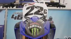 La Yamaha di Chad Reed