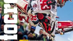 MOTOCROSS LUGLIO 2016. LA RIVISTA E' IN EDICOLA
