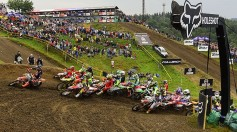 Qualifying Race VIDEO Highlights MXGP of Czech Republic