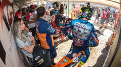 MXGP of Netherlands Qualifying Cairoli domina