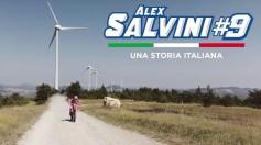 Alex Salvini Una storia italiana