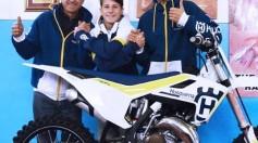 Facchetti con il Team Maddii Racing