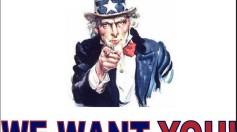 We want YOU! Rinolfi cerca te