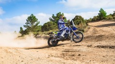 Pronto allo start il Team Yamalube Yamaha Rally