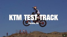Red Bull KTM Factory Racing Supercross Testing