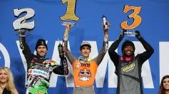 Sx Lille Un podio americano